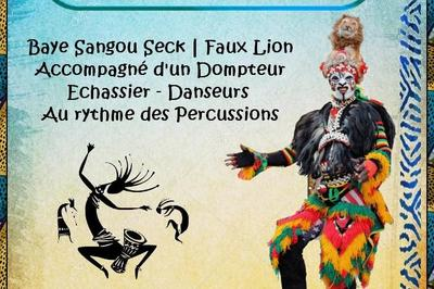 Concert Fode Diop & Sabar' Group,, Spectacle Traditionnel Et Show Sabar à Montpellier