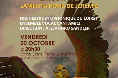 Concert Gloria De Vivaldi à Orléans