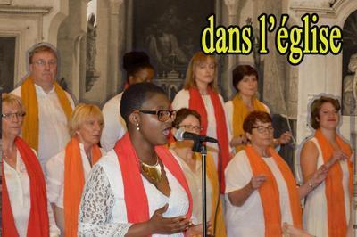 Concert Gospel à Saint Vaast de Longmont