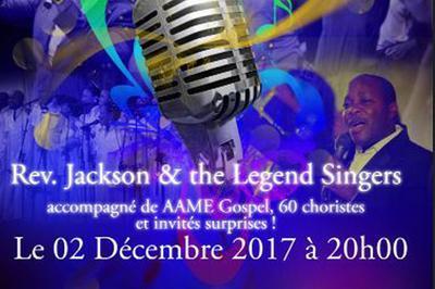 Concert Gospel à Aurillac