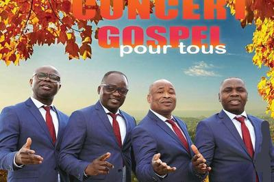 Concert Gospel Negro Spiritual à Lyon