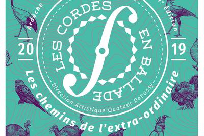 Concert « Grappelli Forever » - Festival Les Cordes en ballade à Privas