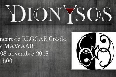 Concert gratuit de Reggae Créole avec Mawaar à Arandon