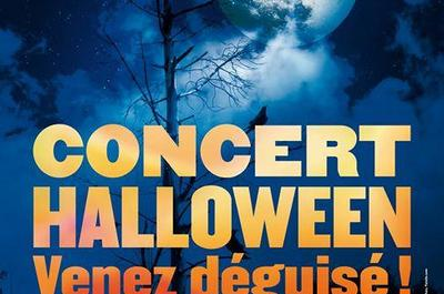 Concert Halloween à Nancy