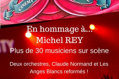 Concert Hommage À Michel Rey à Cavaillon