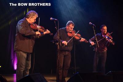 Concert Irlandais- The Bow Brothers à Harnes