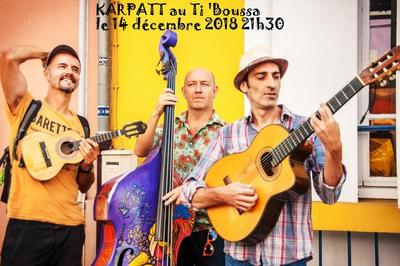 Concert Karpatt à Avranches