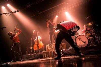 Concert klezmer / Balkan Quintet / Tram des Balkans / Trad à La Ferte saint Aubin
