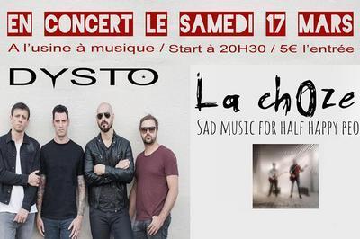 Dysto / La Choze à Toulouse