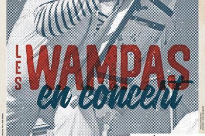Concert Les Wampas à Savigny sur Orge