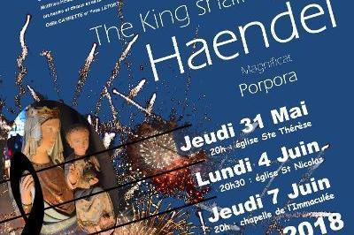 Concert Magnificat (js Bach) à Nantes