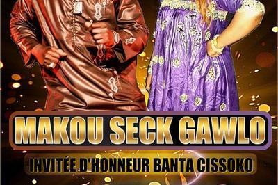Concert Makou Seck & Invitée D'honneur Banta Cissoko à Montpellier
