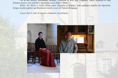 Concert : Marie Au Fil Des Temps à La Lucerne d'Outremer