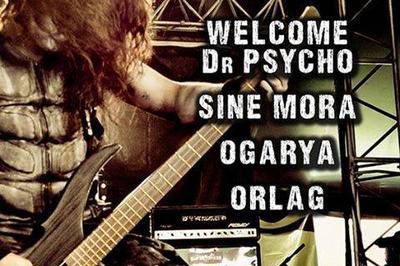 Concert Metal avec 4 groupes à Clermont