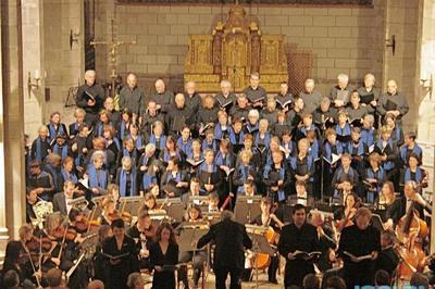Concert Mozart, Bach, Tchaïkovski, Fauré... à Fondettes
