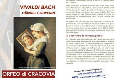 Concert Mozart, Vivaldi, Händel à Le Treport