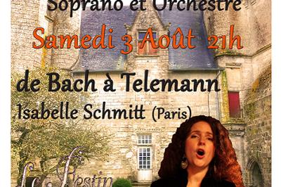 Concert musique baroque à Cherveux