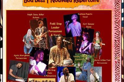 Concert Niokobok - Bou Bess à Montpellier