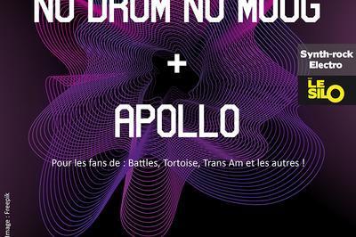 No Drum No Moog et Apollo à Verneuil sur Avre