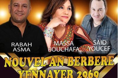 Concert Nouvel An Berbere 2969 à Argenteuil