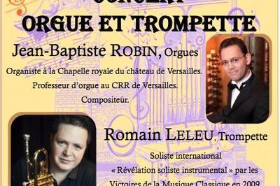 «Concert Orgue et Trompette» à Nice
