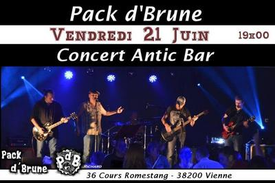 Concert Pack d'Brune à Vienne
