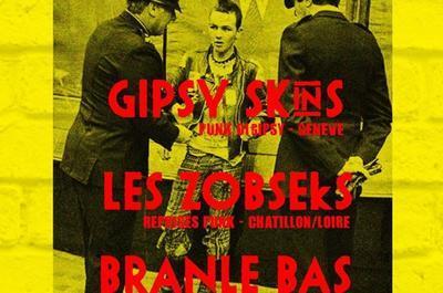 Concert PAD (Punk à la Dèche) 3eme round à Montreuil