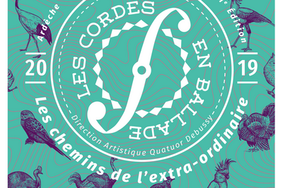 Concert « Paganini, le violon de la folie » - Festival Les Cordes en ballade à Cruas