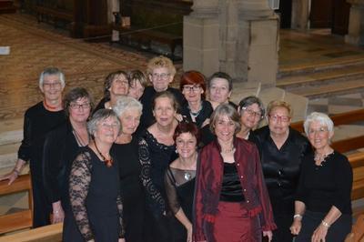 Concert Par Le Choeur Appogiature à Tournon sur Rhone
