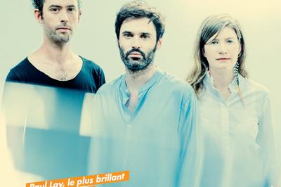 Concert Paul Lay Trio