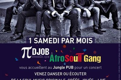 Concert Pi Djob & Afrosoull Gang à Montpellier