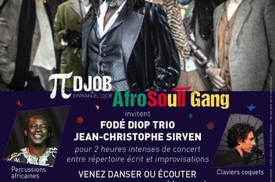 Concert Pi Djob & Afrosoull Gang Et Artistes Invités à Montpellier
