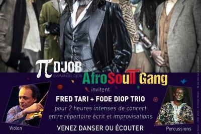 Concert Pi Djob & Afro Soul Gang à Montpellier