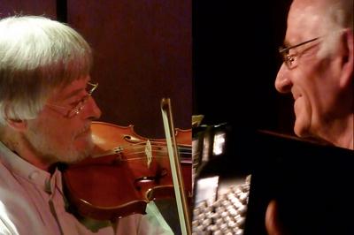 Concert Pittoresque du classique au populaire : duo virtuose violon accordéon avec Jean Pierre Fizet et René Pinsello à Grenoble