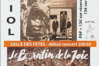 Concert pop rock à Loriol sur Drome
