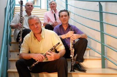Concert Quatuor Andegave à Aubigne sur Layon
