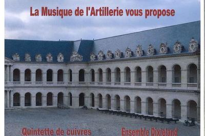 Concert - Quintette De Cuivres à Frejus