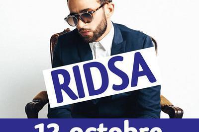 Concert Ridsa à Chaingy