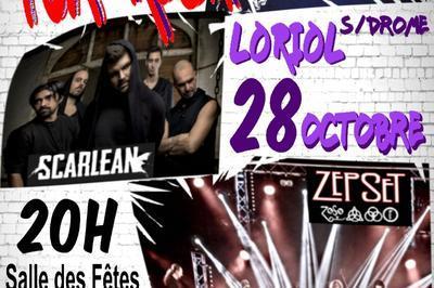 Concert Rock à Loriol sur Drome