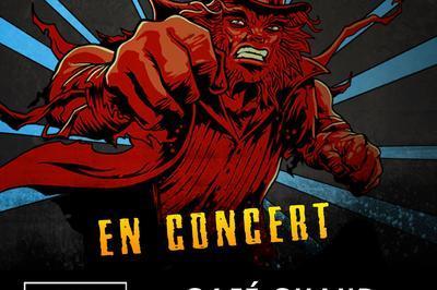 Concert Rock à La Souterraine