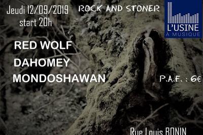 Concert Rock and Stoner à Toulouse