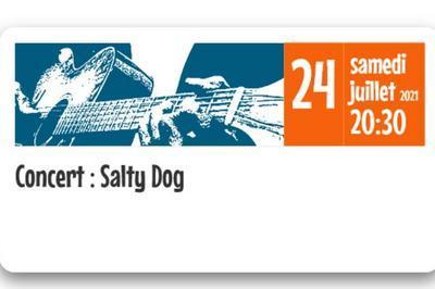Concert Salty Dog à Aix en Provence