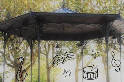 Concert Sous Le Kiosque à Trévoux à Trevoux