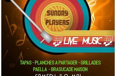 Sunday Players | Groove - Soul Music à Lattes