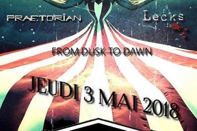 Supremacy / Praetorian / From Dusk To Dawn / Lecks inc. à Toulouse