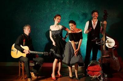 Concert Swing Folies à Chatillon