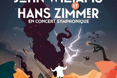 Concert Symphonique : Les Musiques De John Williams Et Hans Zimmer à Lille