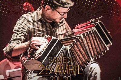 Concert Tango - Sexteto Murgier à Bois Colombes