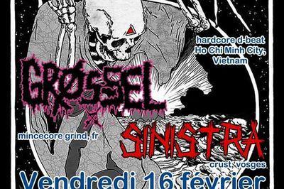 Timekiller- Grossel -  Sinistra à Saulxures sur Moselotte