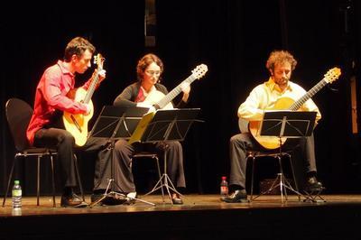 Concert Trio Explora à Le Cendre